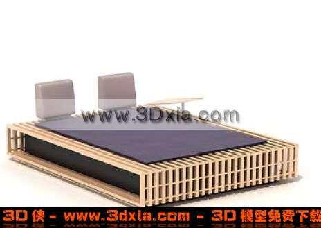 简易木床设计图_欧美木床设计图_创意木床设计图_银澜手机图片壁纸