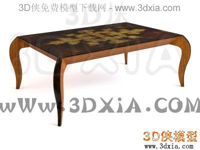 茶几-3dmax9-pregno gli originali tl 28 f213