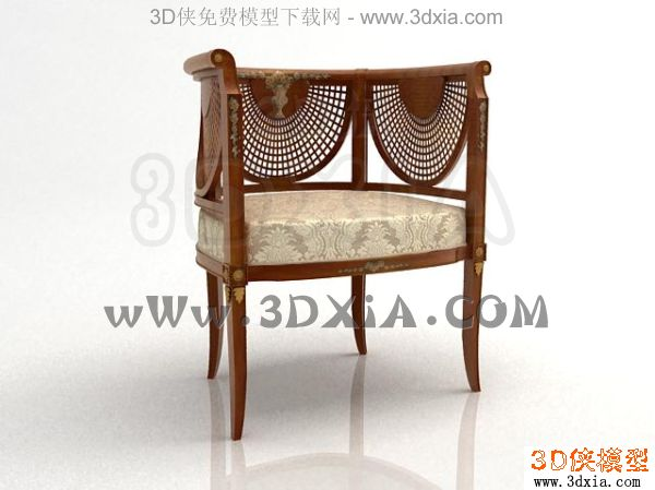 椅子-3dmax2008-101