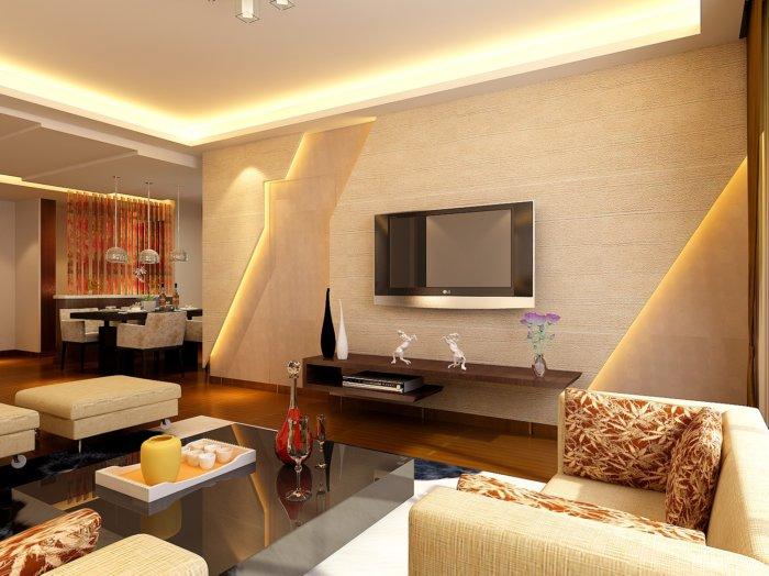 家居 起居室 设计 装修 700_524