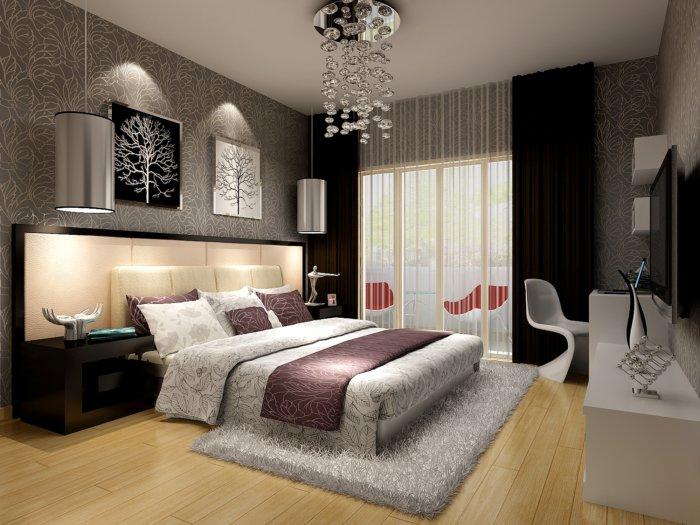 简约风格卧室设计图