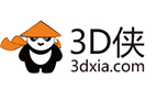 3d侠登录logo