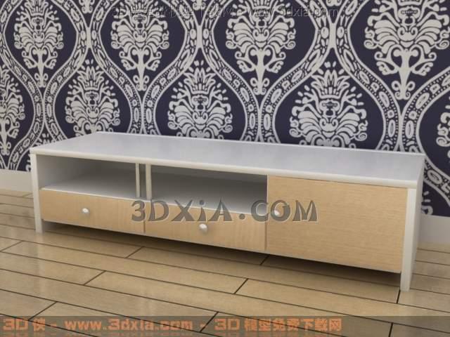 电视柜-版本3dmax8-24